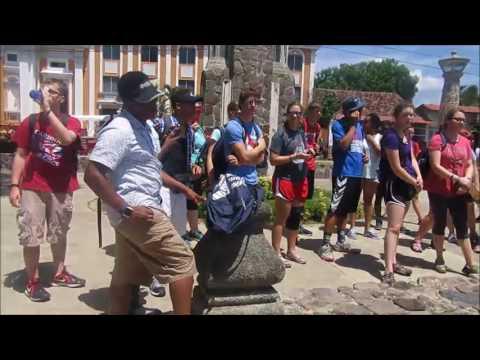 Students Going Global:  CostaRica Nicaragua 2016