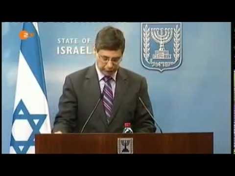 ZDF. Israel attacked Turkish ship with White flag! (Israel vs Turkey) 31.05.2010