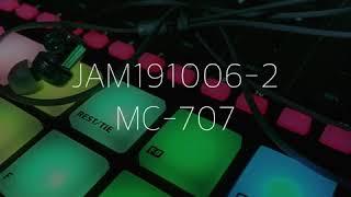 JAM191006-2 MC-707 / microgroover