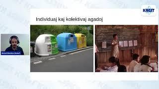 Libera edukado kiel katalizilo de daŭropoveco – Michal Matúšov (KuboF) | KAEST 2020
