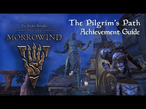 [Guide] The Pilgrim's Path Achievement - Shrines of the Seven Graces - The Elder Scrolls Online