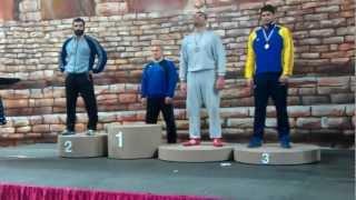 GR Golden Grand Prix - rewarding 120 kg
