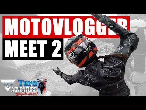 Motovloggers Uk - 6 Go Mad in Spain with Toro Adventure