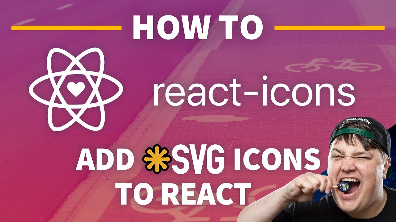 How To Use Svg Icons In React With React Icons And Font Awesome