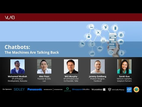 Chatbots: The Machines Are Talking Back