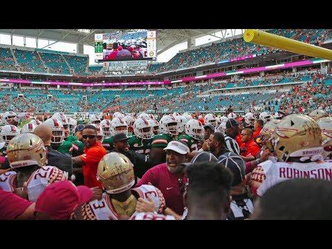 Mike Bianchi's Open Mike - Brendan Sonnone Previews Florida State/Miami