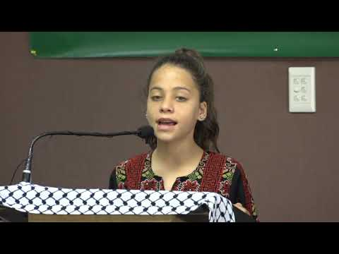 IPCI Palestine will be FREE Janna Jihad Ayyad (Youngest 11 Years old Journalist in the World) 1.1