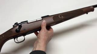 Gambar cover Winchester Model 70 Featherweight 7mm-08 - Overview and Specs