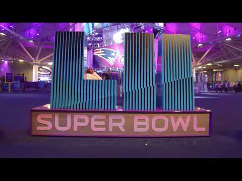 Super Bowl LII: The NFL Experience in Minneapolis Convention Center