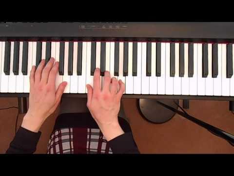 Kites in the Sky - Piano Adventures Level 1 demo Piano Tutorial
