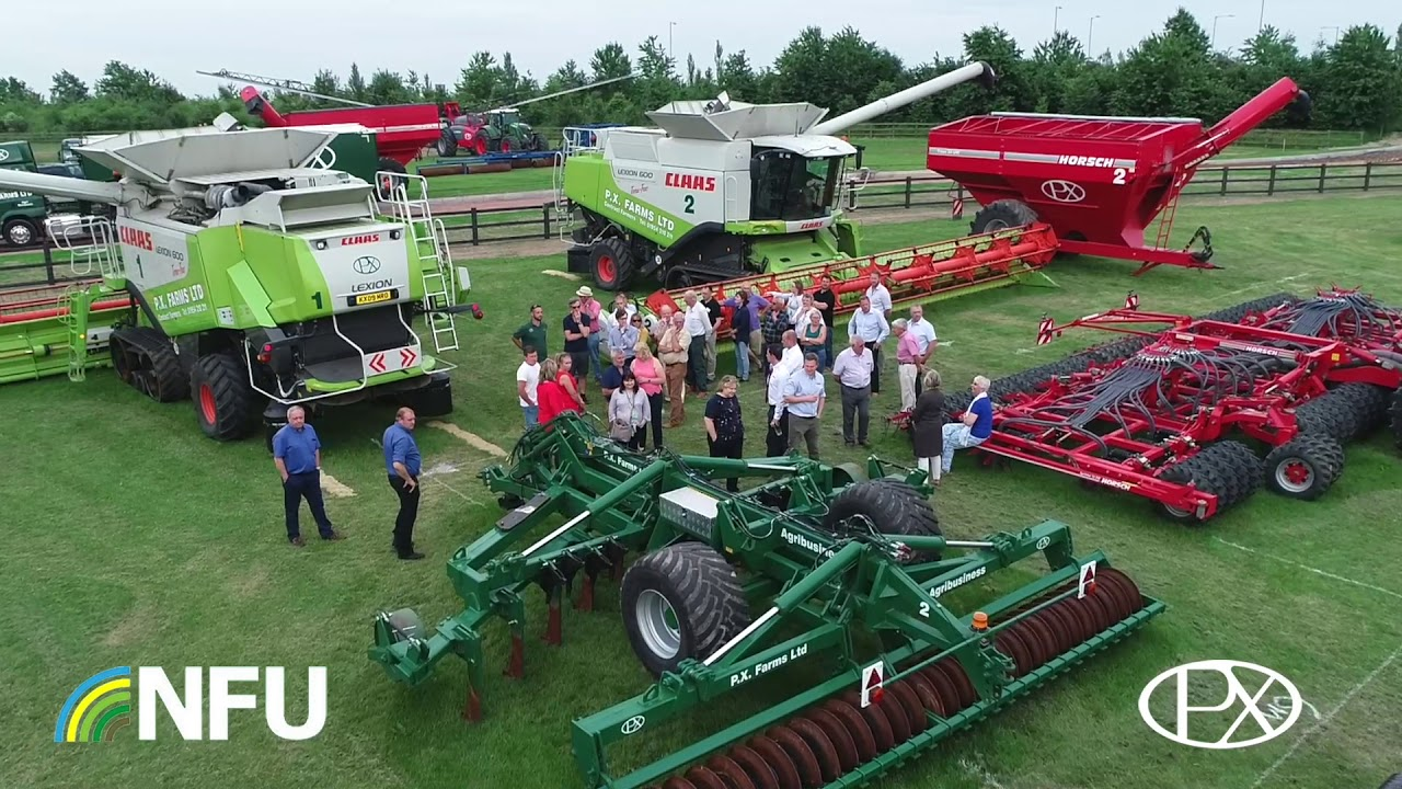 PX Farms | Cambridgeshire Agribusiness specialising in