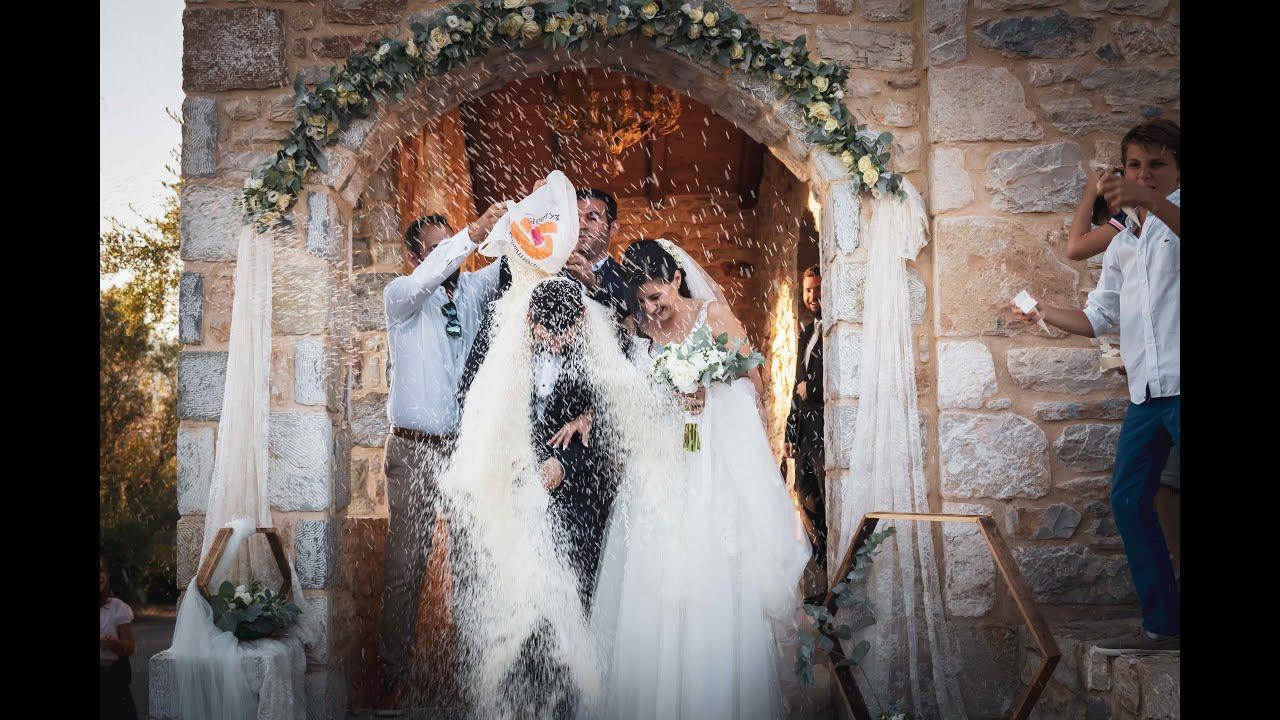 Παναγιώτης & Ιωάννα cinematic wedding clip