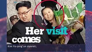 Kuzey Kore olimpiyat yolunda Video