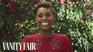 Issa Rae Talks Trap Music, Gumbo and Taking Selfies with Monkeys | Vanity Fair
