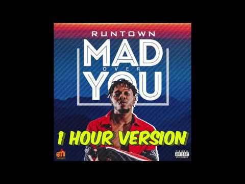 Runtown - Mad Over You (1 Hour Version)