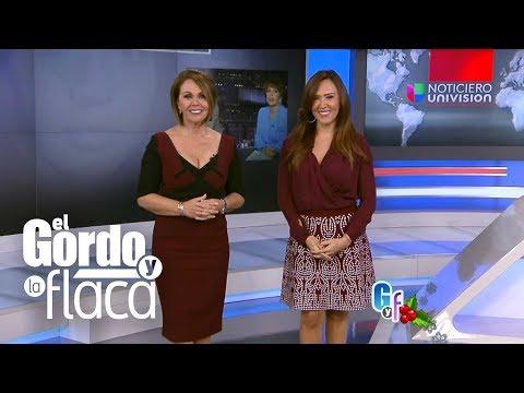 El último día de Maria Elena Salinas en Univision   GYF