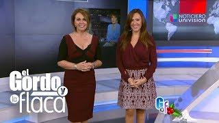 María Elena Salinas presentó su último Noticiero Univision en 36 añ...