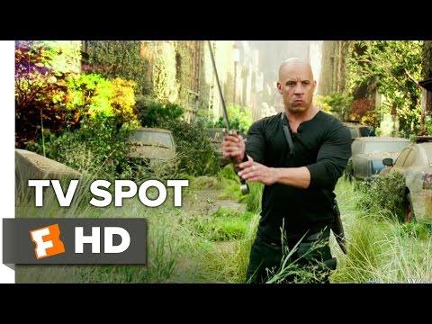 The Last Witch Hunter TV SPOT - War of Worlds (2015) - Vin Diesel, Elijah Wood Movie HD