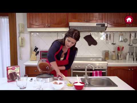 Cómo hacer pasteles con Betty Crocker