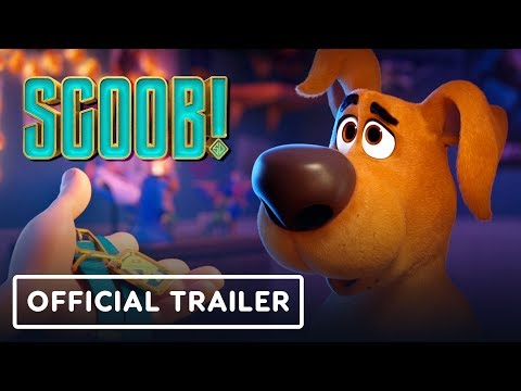 Damon & Cory - This new Scooby Doo movie actually looks AWESOME!