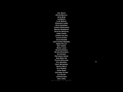 Dragon Age: Inquisition -- End Game Credits
