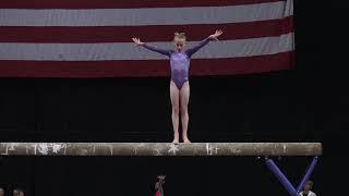 Lilly Lippeatt - Balance Beam – 2018 U.S. Gymnastics Championships – Junior Women Day 1
