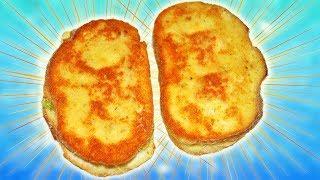 Рецепт БОЖЕСТВЕННЫХ Бутербродов. ТОП 3 Супер Вкусных Рецепта