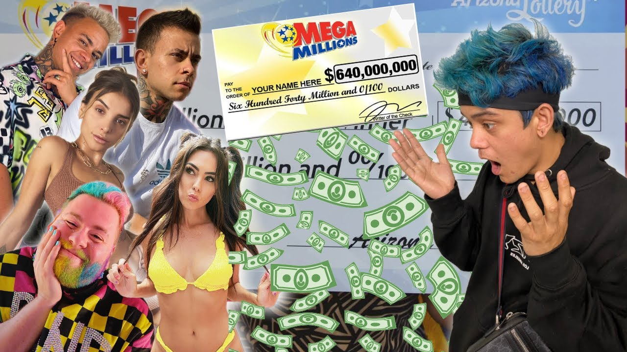 GIVING MY FRIENDS *FAKE* WINNING LOTTERY TICKETS GONE WRONG
