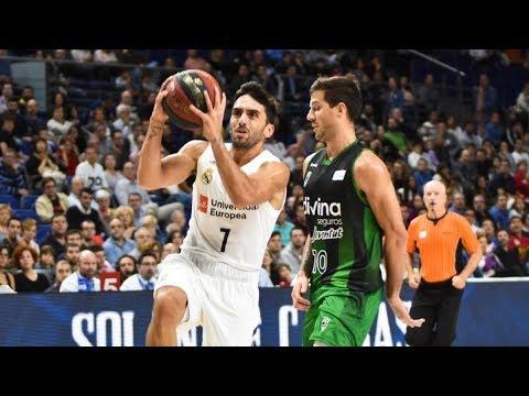 ACB J4 // Real Madrid - Joventut   (1)
