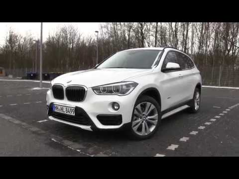 2018 bmw x1 f48 sdrive18i 140 hp test drive youtube. Black Bedroom Furniture Sets. Home Design Ideas