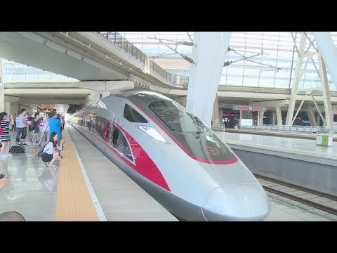 CPC CONGRESS SPECIAL: How China's bullet trains, highways boost connectivity, poverty fight