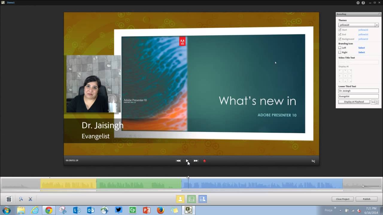 what is adobe presenter