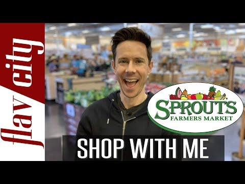What To Buy At Sprouts Farmers Market - Healthy & Clean Grocery Haul