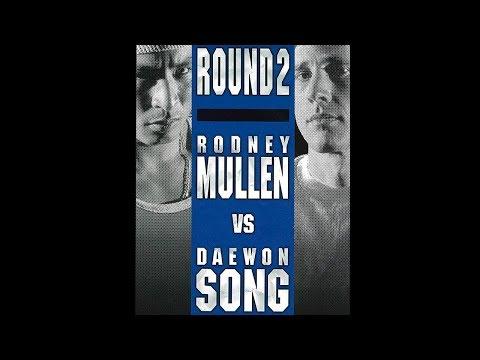 Round 2: Rodney vs Daewon