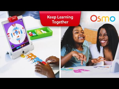 Osmo | Let's keep learning, together