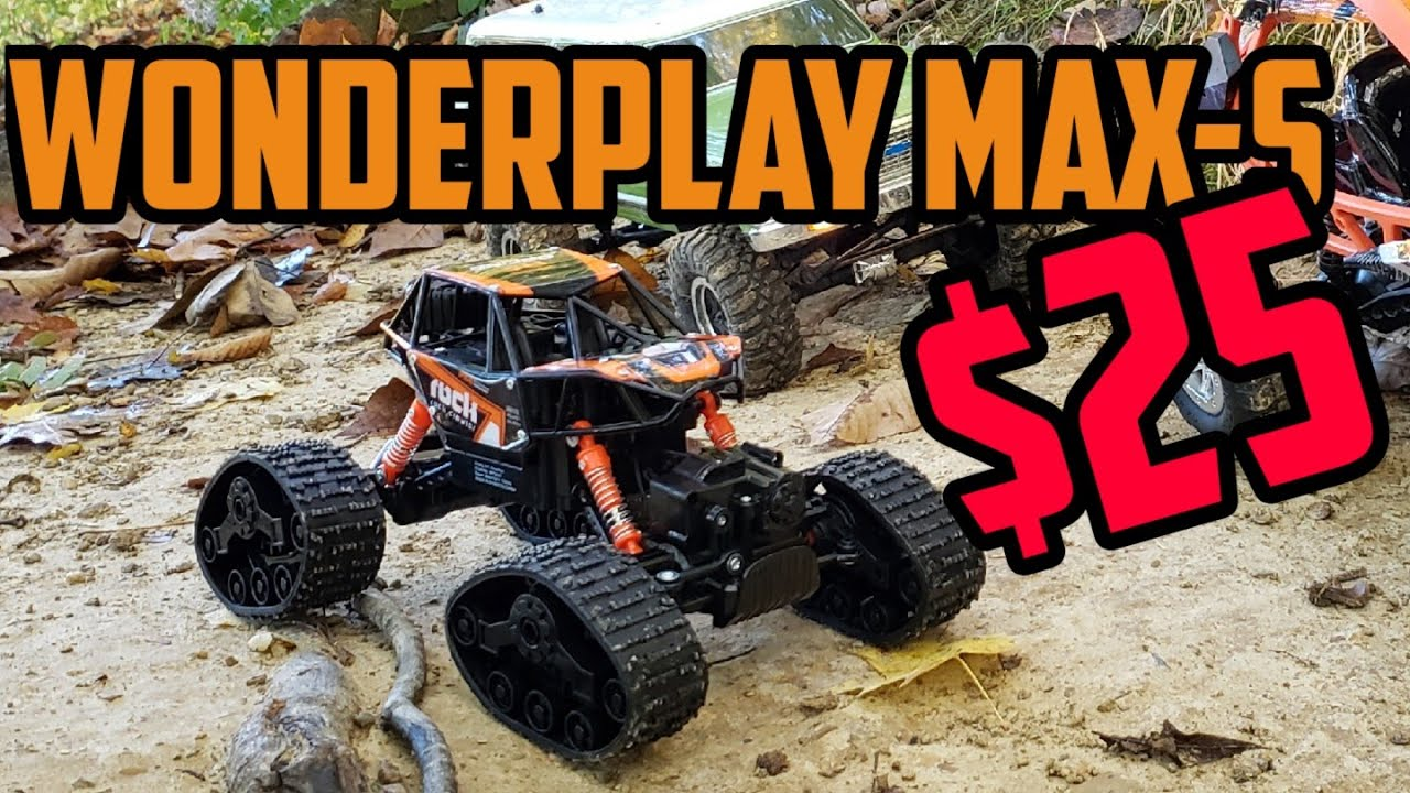 Download wonderplay max-s rock crawler