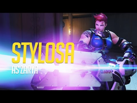 Overwatch - Zarya Guide - The Reckless Russian! (Tips and Advice)