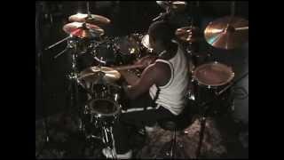 Reggae Drum Lessons - Dyrol Randall's instructional videos. Part 1