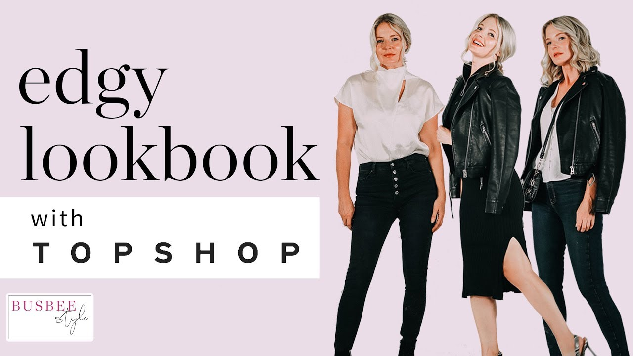 LOOKBOOK | 10 Edgy Outfit Ideas That Are VERY Affordable!! 5