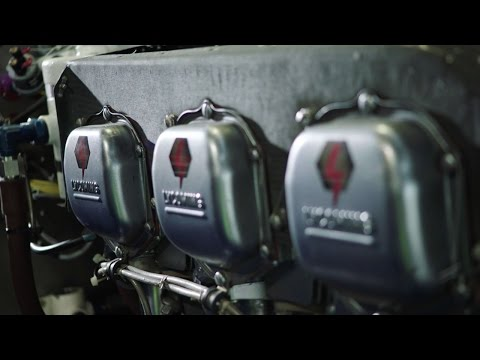 Inside the Engine of Red Bull Air Race: The Lycoming Thunderbolt