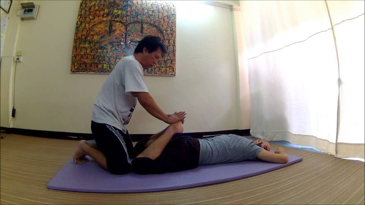 lek thai massage massage kumla