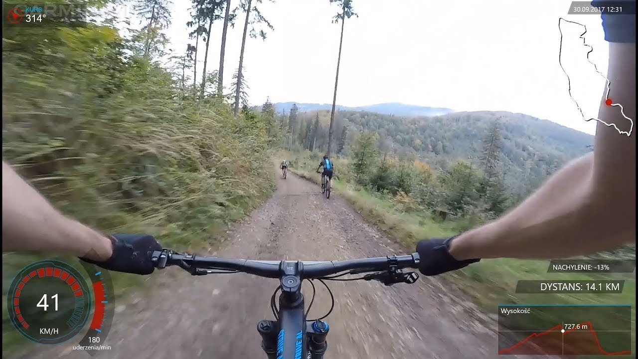 Bike Atelier Maraton - Ustroń 2017