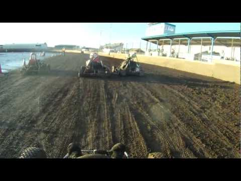 GoPro HD: Crazy Fifth Race - Norfolk Arena 16.12.12