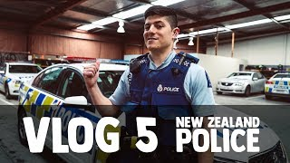 New Zealand Police Vlog 5: GEAR TOUR!?