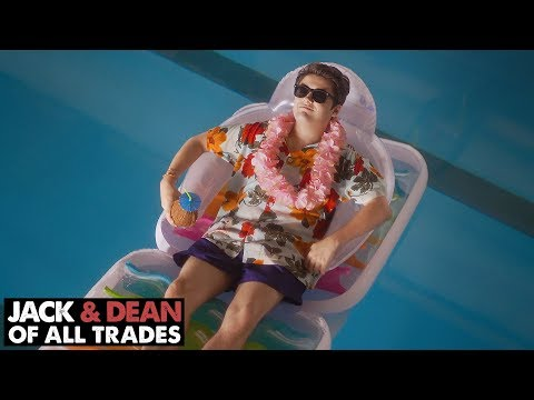 Jack & Dean Of All Trades Series 2, Episode 1 - Lifeguards - British