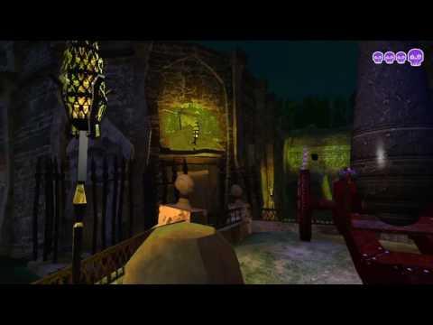 Новый геймплей эксклюзива Microsoft - игры Voodoo Vince Remastered