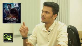 Dhuruvangal 16 Karthick Naren Candid Interview with Common Man Sathish