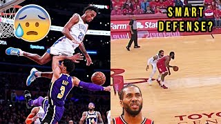 "NBA ""UNREAL/WILDEST"" Moments of 2019 Season"