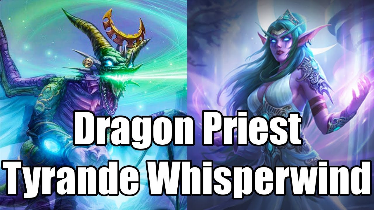 hearthstone dragon priest with
