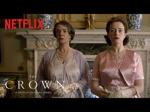 Thumbnail: The Crown - Season 2 | Evolution of The Crown | Netflix